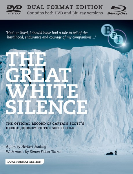 Great White Silence (Dual Format Edition)