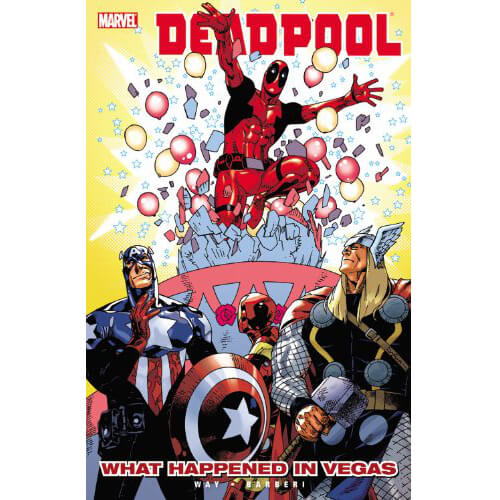 Marvel Deadpool: What Happened In Vegas - Volume 5 Graphic Novel
