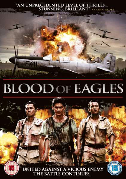 Red and White - Blood of Eagles