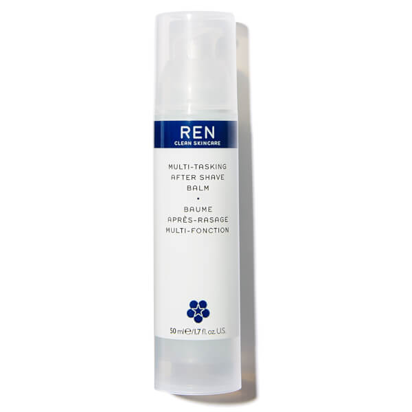 REN Multi Tasking After Shave Balm (50ml)