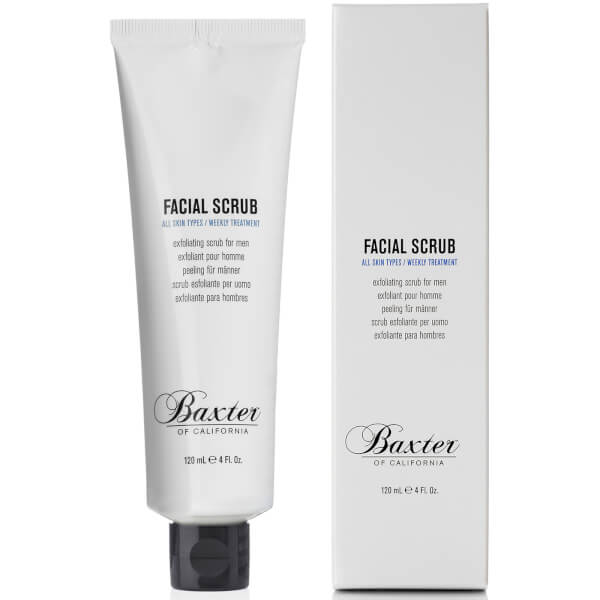 Baxter Of California Facial Scrub (120ml)