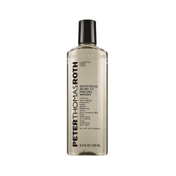 Peter Thomas Roth Glycolic Acid 3% Facial Wash - 250 ml