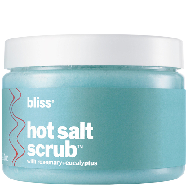 Exfoliante Hot Salt Scrub de bliss (400 g)