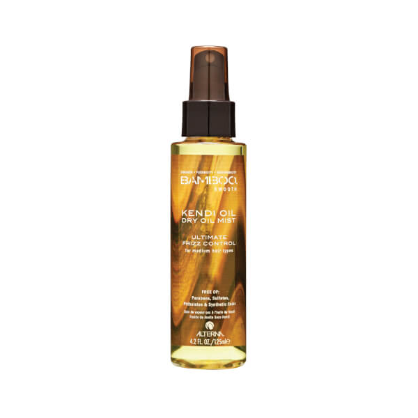 Alterna Bamboo Smooth Kendi Oil Dry Oil Mist (125 ml)