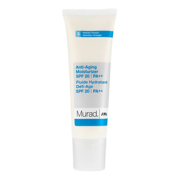 Anti-Ageing Moisturiser SPF20 PA++ 50ml