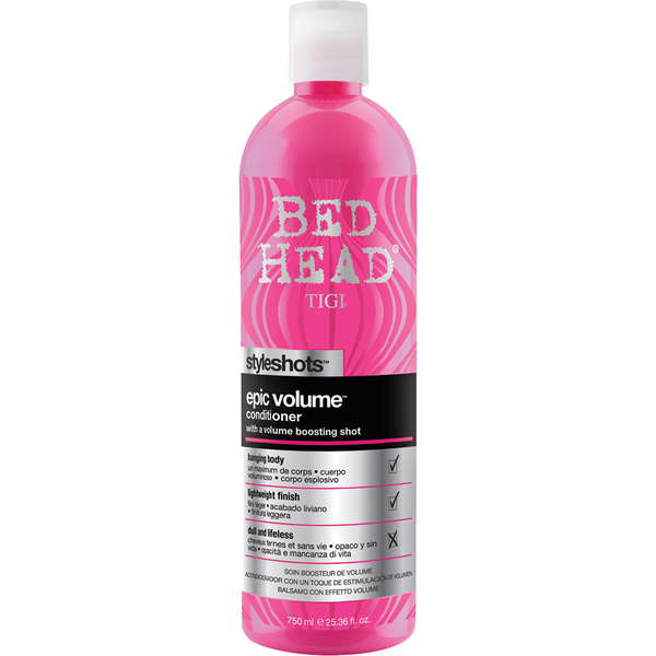 TIGI Bed Head Styleshots Epic Volume Conditioner (750 ml)