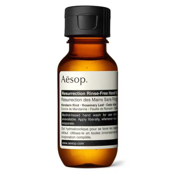 Aesop Resurrection Rinse-Free Hand Wash 50ml
