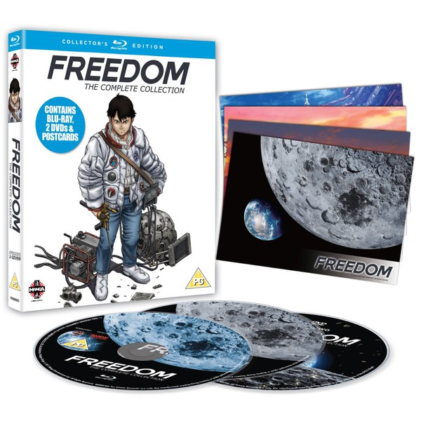 Freedom: Collector's Edition - Double Play (Blu-ray and DVD)