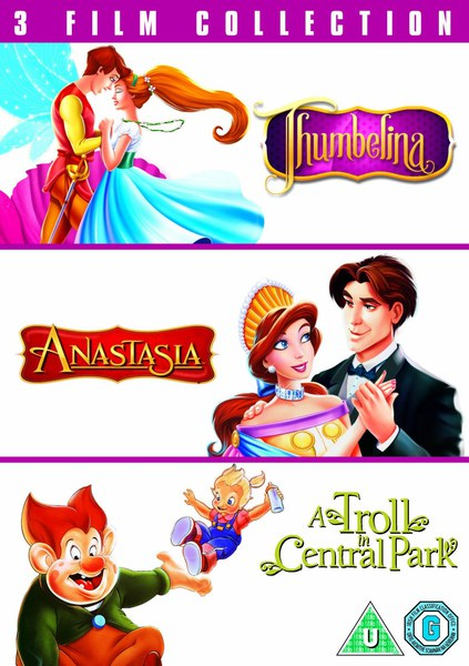 Thumbelina / Anastasia / A Troll in Central Park