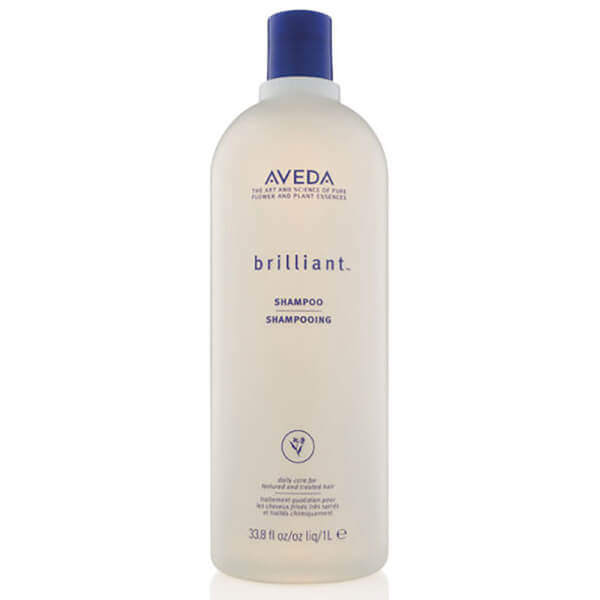Aveda Brilliant Shampoo (1000ml) - (Worth £70.00)