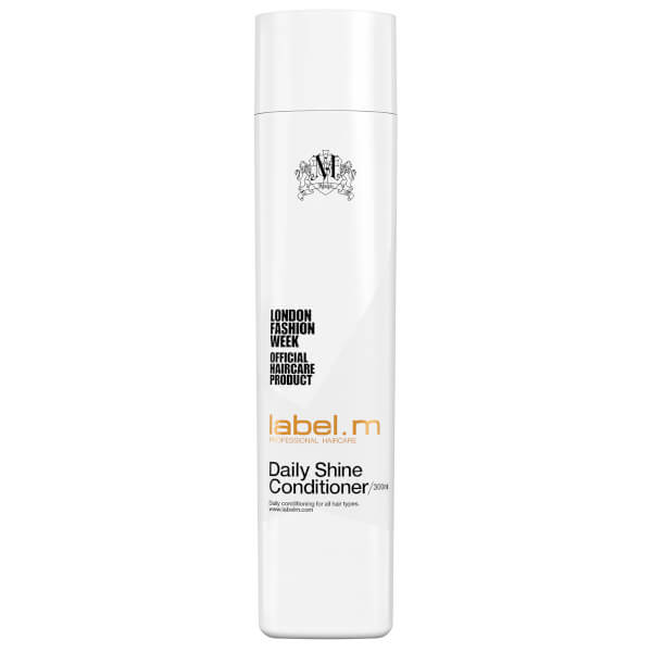 Acondicionador intensificador de brillo label.m Daily Shine (300ml)