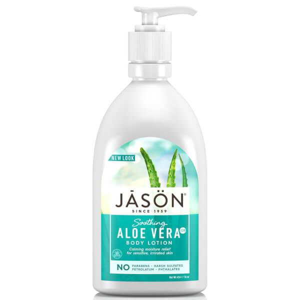 JASON Soothing 70% Aloe Vera Hand & Body Lotion 454g