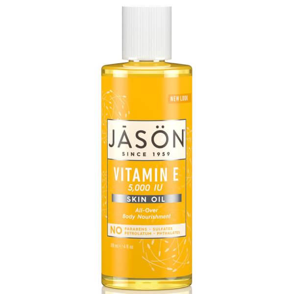 Aceite corporal nutritivoVitamin E 5.000IUde JASON (118 ml)