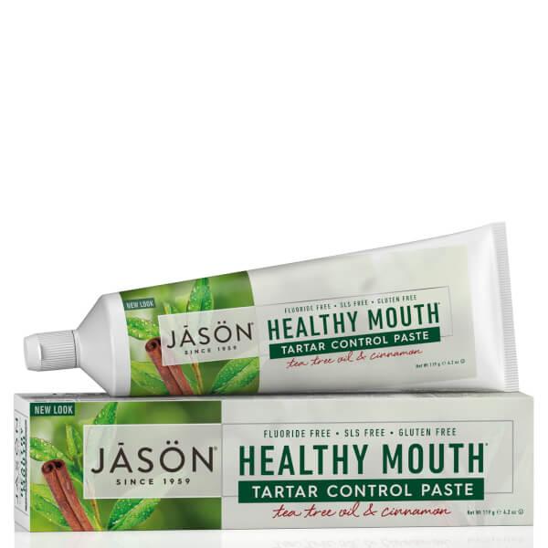 JASON Healthy Mouth Tartar Control Toothpaste 119g