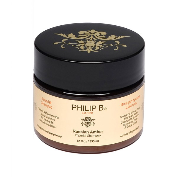 Shampoing Philip B Russian Amber Imperial (355ml)