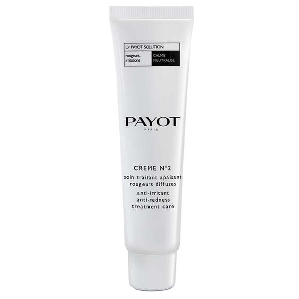 Crème N°2 Anti-Irritant Anti-Redness Treatment Care de PAYOT 30 ml