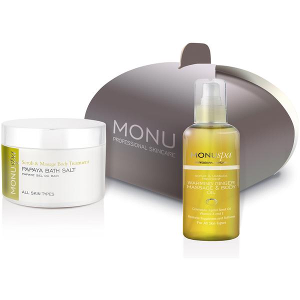Monu Home Spa Duo Free Shipping Lookfantastic