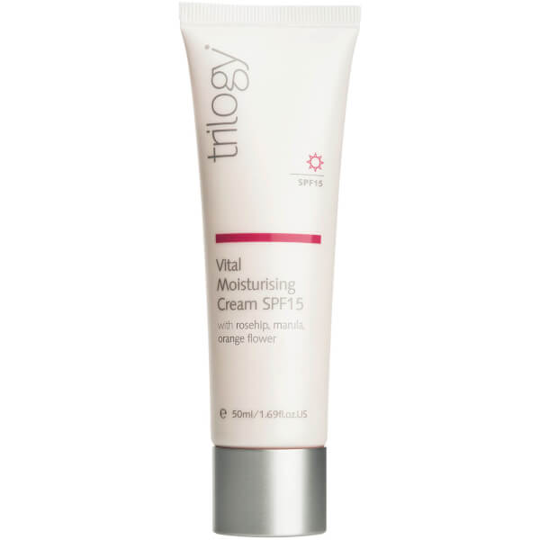 Trilogy Vital Moisturising Cream SPF15 (50 ml)