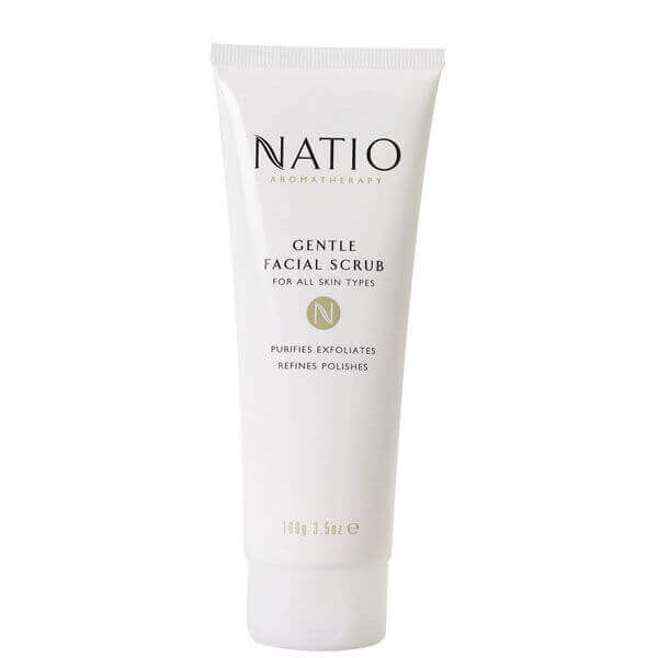 Natio Gentle Facial Scrub (100g)