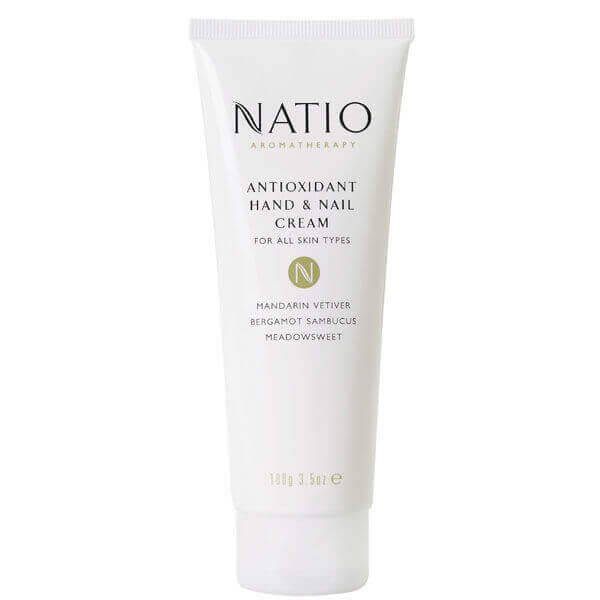 Natio Antioxidant Hand & Nail Cream (100g)