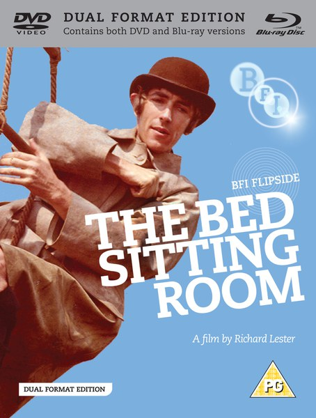 The Bed Sitting Room (The Flipside) [Dual Format Edition]