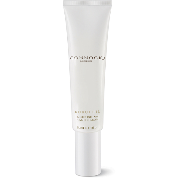 Connock London Kukui Oil Nourishing Hand Cream (50ml)