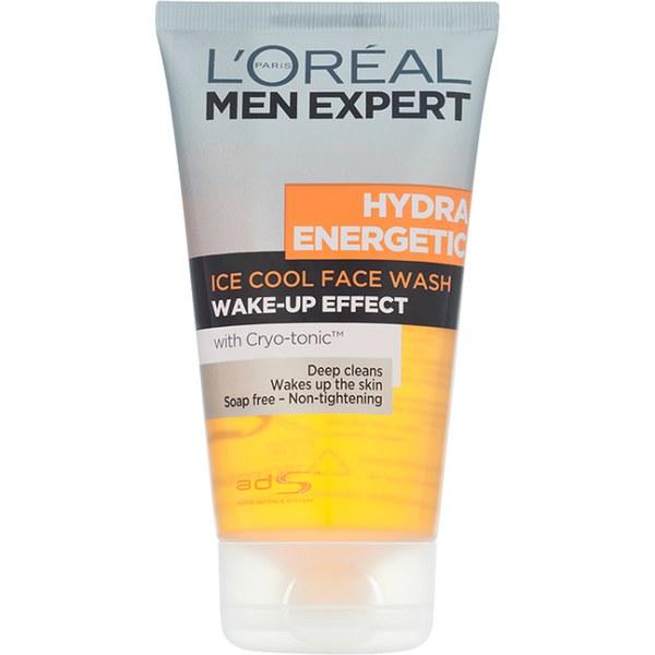 L'Oréal Paris Men Expert Hydra Energetic Foaming Cleansing Gel (150ml)