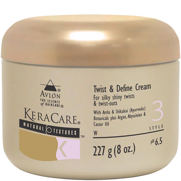 KeraCare Natural Textures Twist & Define crema (227g)