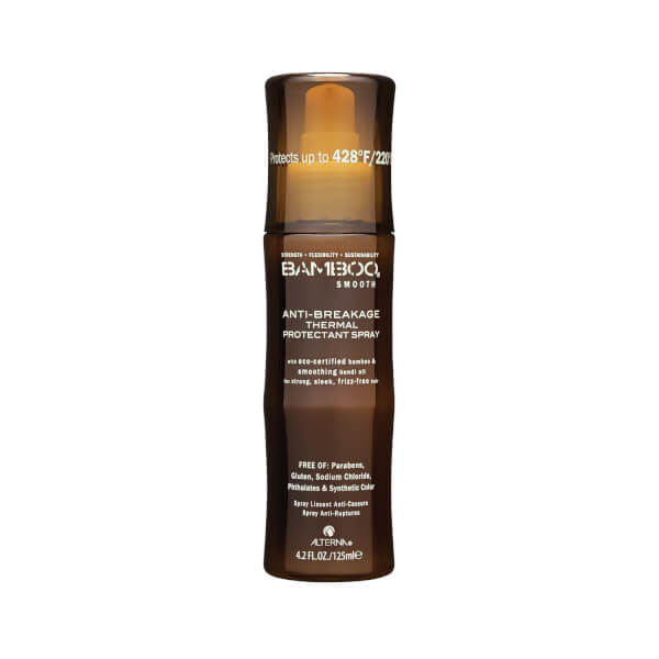 Alterna Bamboo Smooth Anti-Breakage Thermal Protectant Spray 4.2 oz