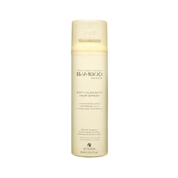 Laca anti-humedad Bamboo Smooth Anti-Humidity Hairspray de Alterna 213 g