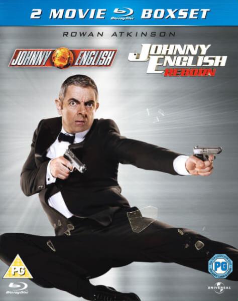 Coffret Johnny English / Johnny English, le retour