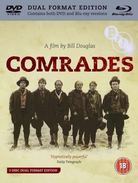 Comrades (1 Blu-Ray and 2 DVDs)