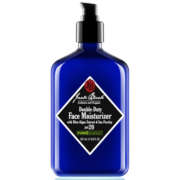 Jack Black Double Duty Face Moisturiser (251ml)