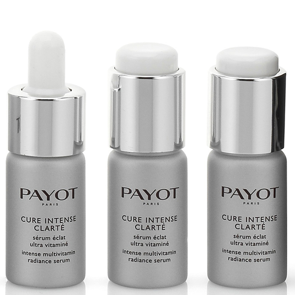 PAYOT Cure Intense Clarté  Sérum Eclat Ultra Vitaminé (3 x 10ml)