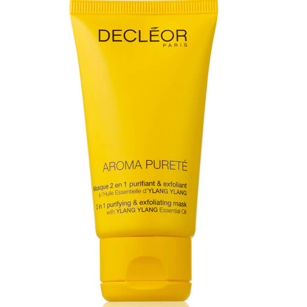 DECLÉOR Aroma Pureté 2 In 1 Purifying and Oxygenating Mask (50ml)