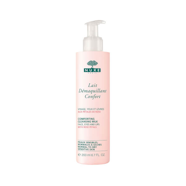 NUXE Lait Demaquillant Confort - Comforting Cleansing Milk (200 ml)