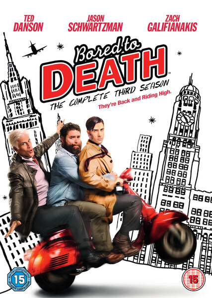 Bored to Death - Season 3