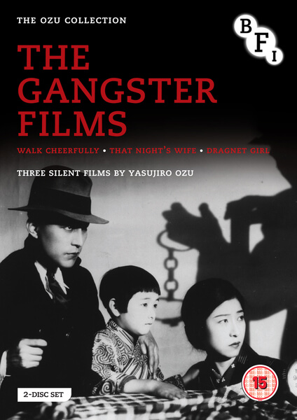 Ozu - The Gangster Films