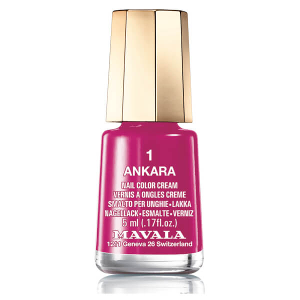 Mavala Ankara Nail Colour (5ml)