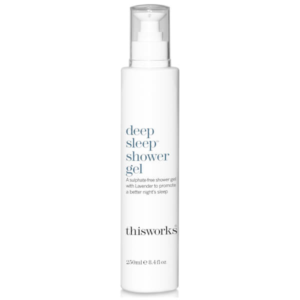 this works Deep Sleep Shower Gel (250ml)