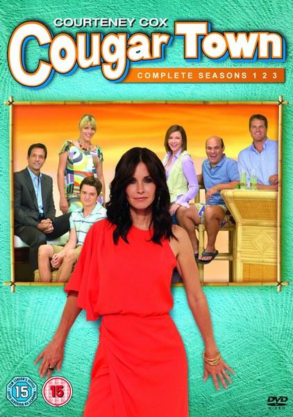 Cougar Town - Saisons 1-3 -