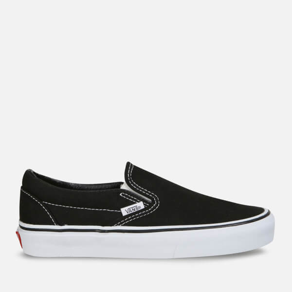 Vans Classic Slip-On Trainers - Black