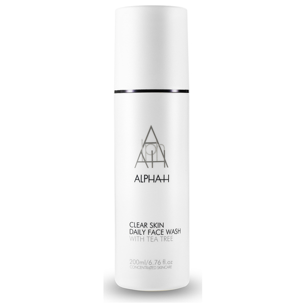 Alpha-H Clear Skin Detergente Viso Quotidiano (200 ml)