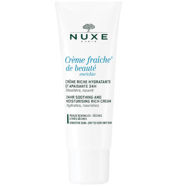 NUXE Creme Fraiche Rich Cream Dry To Very Dry Skin (30ml)