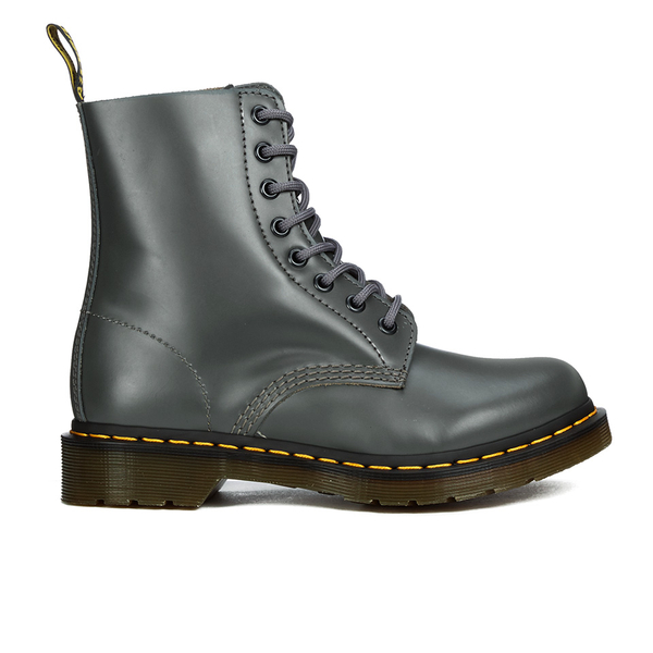 Dr. Martens Women's Pascal Lace Up Boots - Grey Buttero
