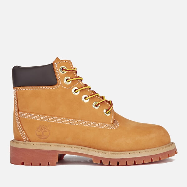 Timberland Kids' 6 Inch Premium Waterproof Boots - Wheat