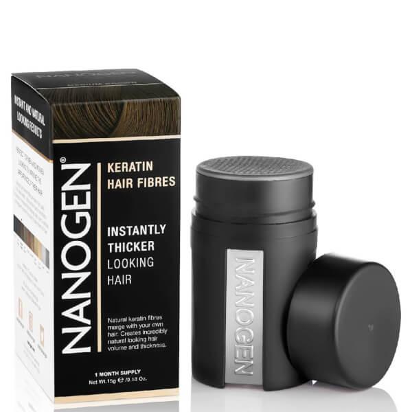 Nanogen Hair Thickening Fibres Medium Brown (15g)