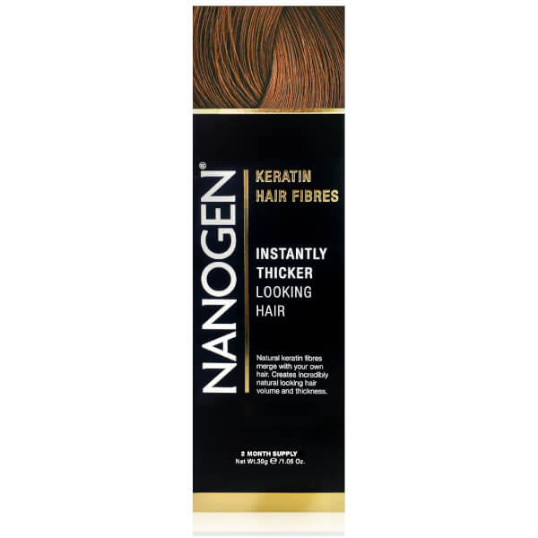 Nanogen Hair Thickening Fibers Auburn (1.05 oz.)