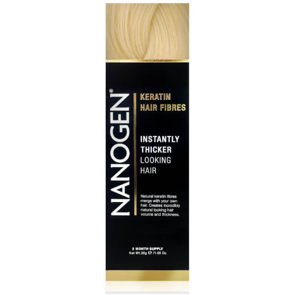 Nanogen Fibres Light Blonde (30g)