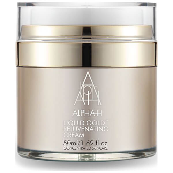 Alpha-H Liquid Gold Rejuvenating Cream (Anti-Aging Creme) 50ml